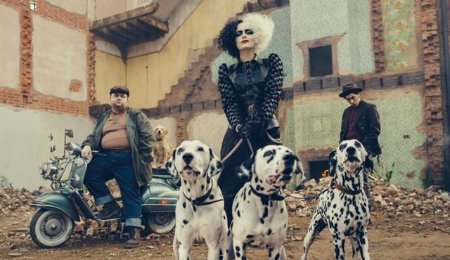 Cruella filminin tanıtımı ve afişi yayınlandı