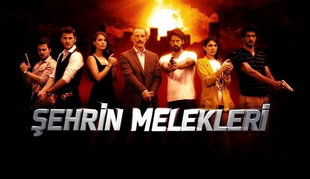 Şehrin Melekleri dizisinden ilk tanıtım yayınlandı!