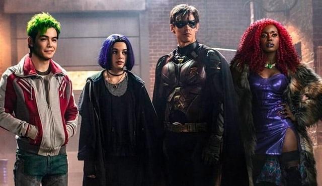 DC Evreni'nden yeni kahramanlar: Titans 11 Ocak'ta Netflix'te!