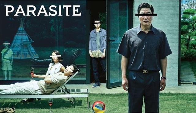 Oscar'da En İyi Film Ödülü'nü kazanan Parasite tarihe geçti