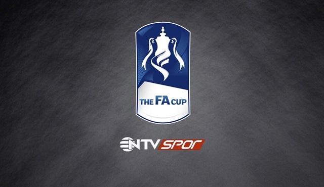 FA Cup heyecanı NTV Spor'da başlıyor!