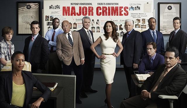 Major Crimes'in 4. sezonu daha uzun olacak