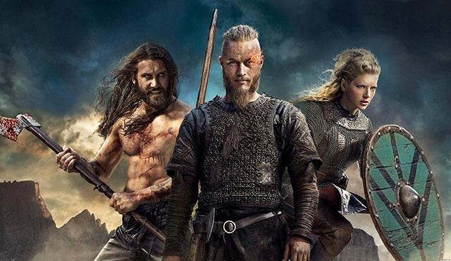 Vikings, 4. sezonuyla 19 Şubat'ta TLC'de ekrana dönüyor