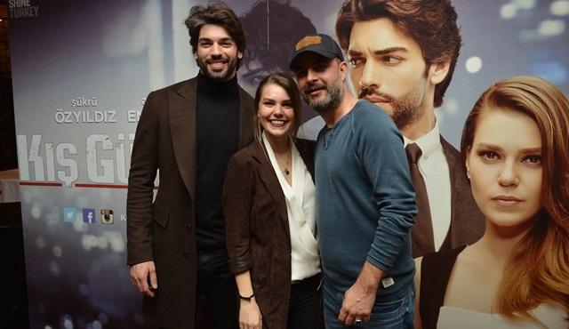 'Kış Güneşi'ne yönetmeni Murat Onbul'dan şarkı!