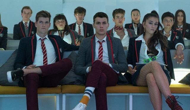 Elite, 4. sezonuyla 18 Haziran'da Netflix Türkiye'de!