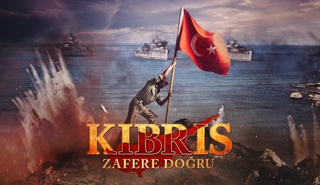 Kıbrıs Zafere Doğru dizisinin ikinci sezon afişi yayınlandı!