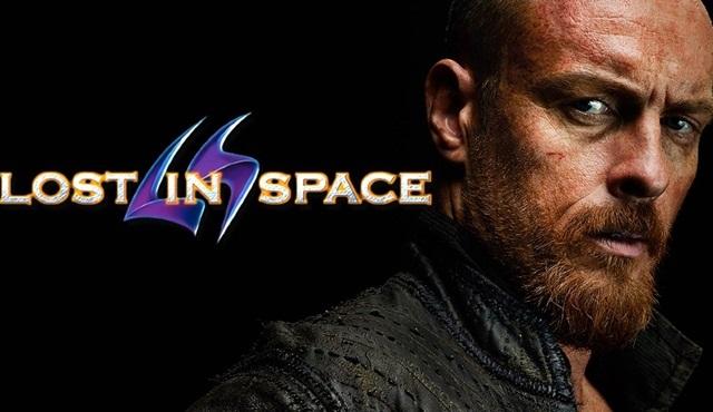 Toby Stephens, Netflix'in yeni dizilerinden Lost in Space'in kadrosunda