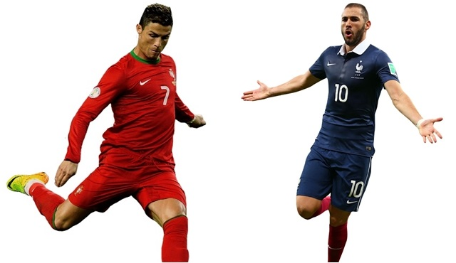 Portekiz - Fransa maçı, Show TV'de ekrana geliyor!