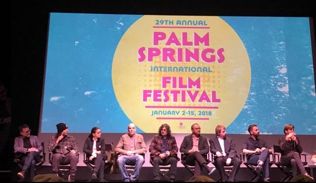 Oscar'ın Dokuz Yabancısı Palm Springs Film Festivali'nde bir araya geldi