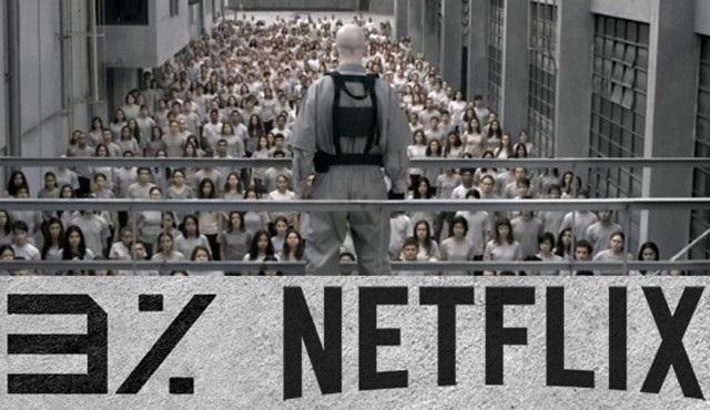 Netflix'in Brezilya yapımı dizisi %3'ün başlangıç tarihi belli oldu