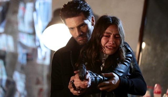 Kara Sevda'da Nihan, kızını kurtarmak için Kemal'i vurdu!
