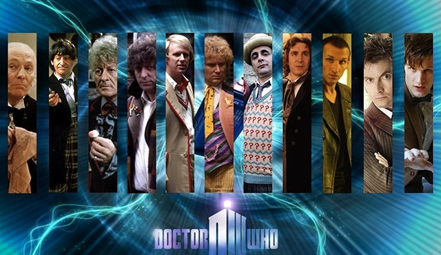 11 Doktor Who, 11 ayrı öykü