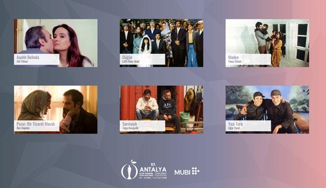 Antalya Altın Portakal Film Festivali çevrimiçi etkinlikleri ile tüm Türkiye'ye ulaşacak!