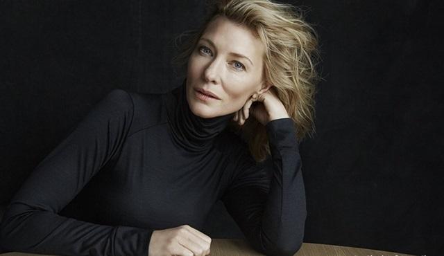 71. Cannes Film Festivali'nin jüri başkanlığını Cate Blanchett yapacak