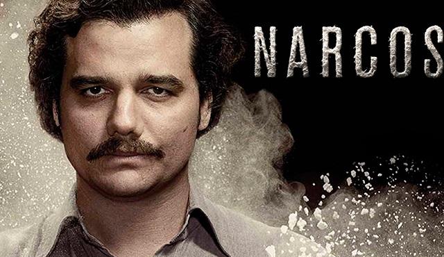 Narcos, şimdi Netflix'te, Türkçe altyazı ile izlemeye hazır!