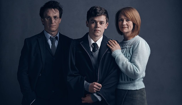 Harry Potter and the Cursed Child'dan ilk kareler geldi