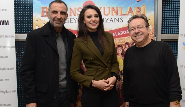 Bizans Oyunları filminin turnesi başladı, ilk durak Bursa oldu!