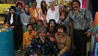 Çocuklar Duymasın'da bu hafta 70'ler partisi var!