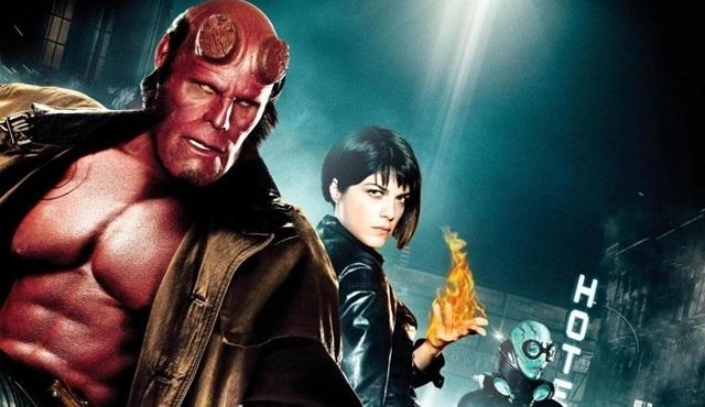 "Makyaj dalında Oscar adaylığı olan ""Hellboy 2: Altın Ordu"", D-Smart'ta!"