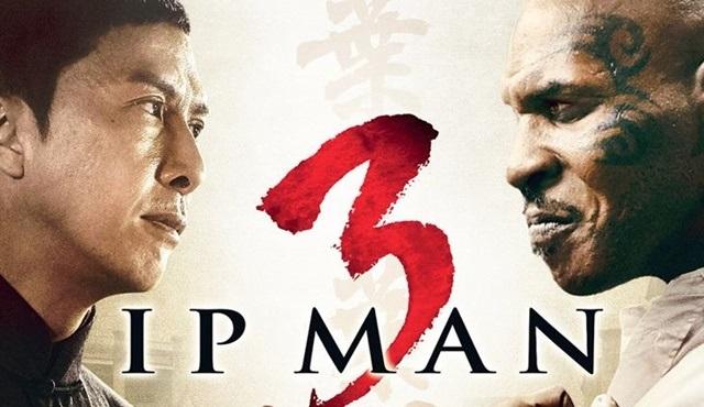 Amansız (Ip Man 3)filmi Kanal D'de ekrana gelecek!