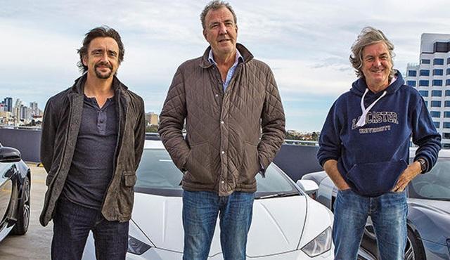 Jeremy Clarkson, Amazon'la anlaştı