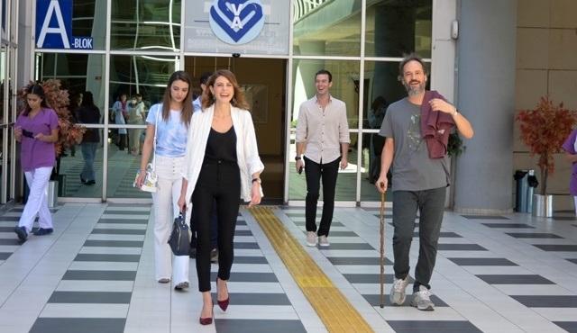 Hekimoğlu dizisinin setinden kamera arkası fotoğrafları yayınlandı!