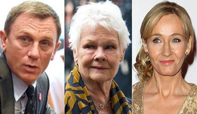 Daniel Craig ve 28 ünlüden İngiltere Başbakanı Cameron'a BBC mektubu