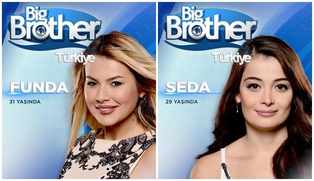 'Big Brother Türkiye' evinde 8. haftada çifte veda yaşandı!