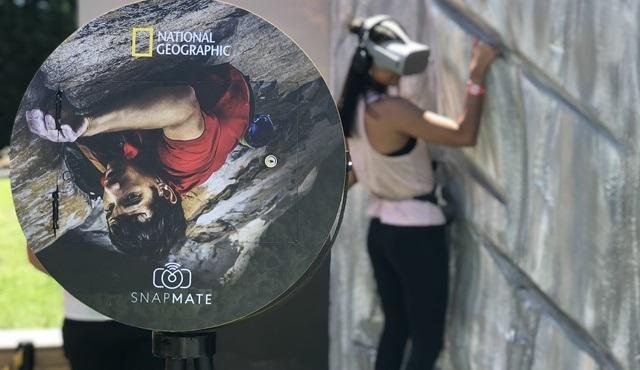 National Geographic ve The North Face'ten benzersiz bir sanal gerçeklik deneyimi!