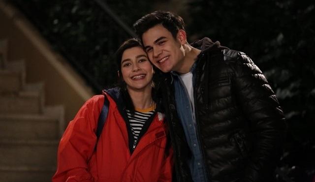 İşte 4N1K 2'nin gizli aşıkları Yaprak ve Ali!