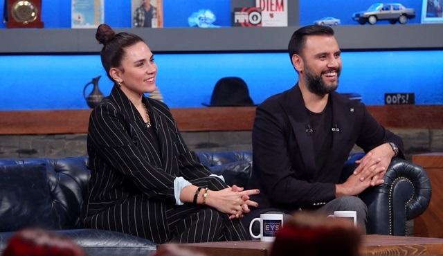 Eser Yenenler Show'a bu hafta Alişan, Buse Varol ve Murat Dalkılıç konuk oluyor!