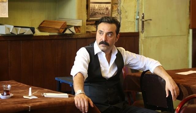Çukur dizisinin kadrosuna Mustafa Üstündağ dahil oldu!