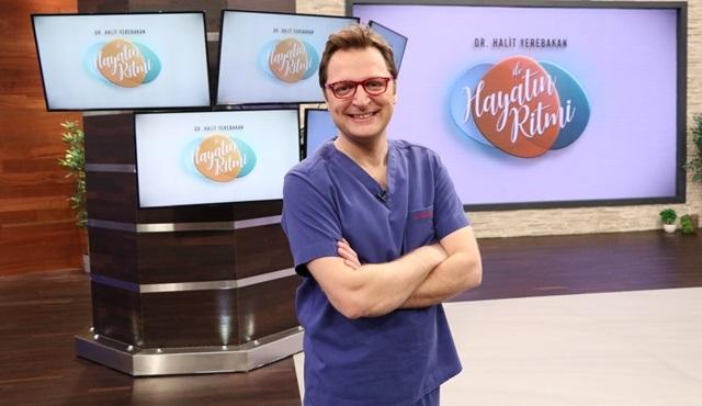 Doç. Dr. Halit Yerebakan'ın sunumuyla Hayatın Ritmi, TRT 1'de başlıyor!