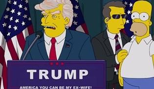 The Simpsons, Donald Trump'ın başkanlığını önceden bildi mi?