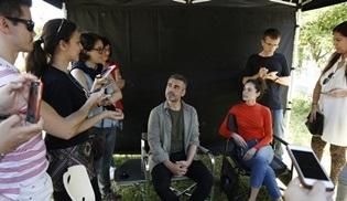 İspanyol basını Kadın dizisinin setini ziyaret etti!