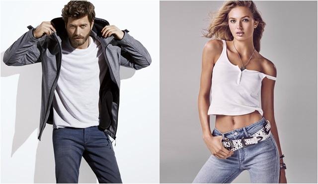 Romee Strijd, Mavi'nin yeni reklamında Kıvanç Tatlıtuğ'un partneri oldu!