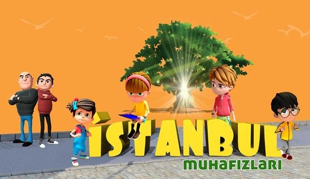 'İstanbul Muhafızları' ilk bölümüyle TRT Çocuk ekranında başlıyor!
