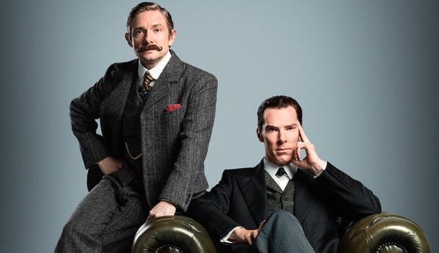 Sherlock: Noel özel bölümünden ilk görüntüler