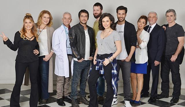 Kanal D'den yeni dizi: Hayatımın Aşkı