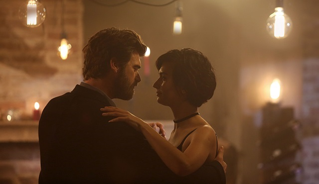 Cesur ve Güzel'de Cesur ve Sühan'dan tutku dolu tango!