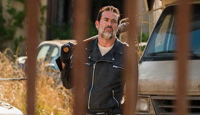 The Walking Dead'in 7. sezonundan bir sahne paylaşıldı