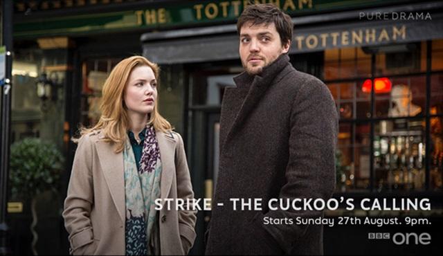 J.K. Rowling'in romanından uyarlanan Strike, 27 Ağustos'ta başlıyor!