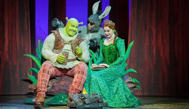 Shrek Müzikali Ocak ayında Zorlu PSM'de!