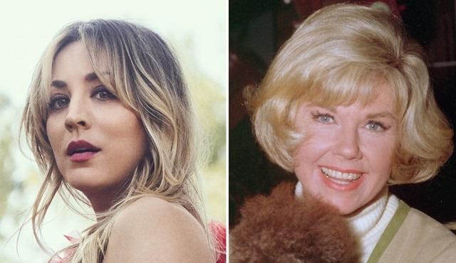Kaley Cuoco, yeni dizisinde Doris Day'i canlandıracak