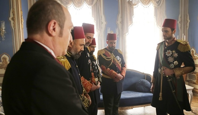 Filinta'da, 'Meşrutiyet ve Sultan Abdülhamid Han' dönemi başladı!