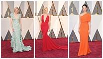 Oscar 2016: Kırmızı Halı