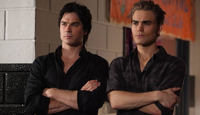 The Vampire Diaries: 7. sezonuyla Dizimax Sci-Fi'de devam ediyor