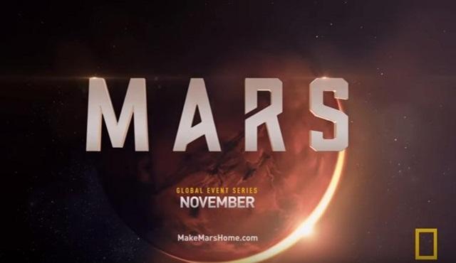 National Geograhic'in yeni 'dizisi' Mars'ın yeni fragmanı yayınlandı!