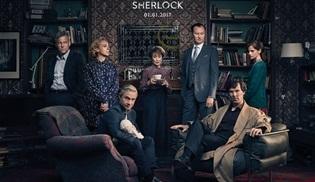 Sherlock'un 4. sezonu, İngiltere ile aynı anda TLC ekranlarında başlıyor!