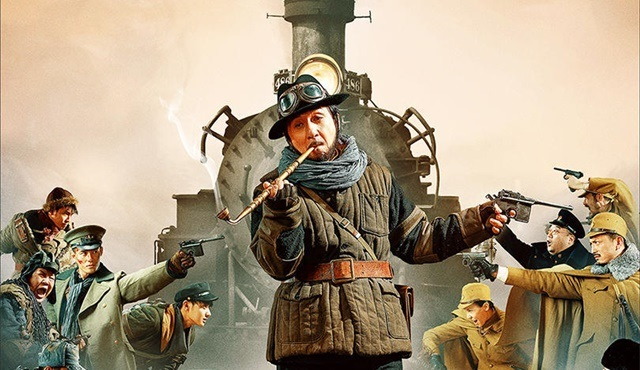 Demiryolu Kaplanları filmi Star Tv'de ekrana gelecek!